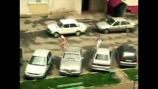 Super mario jumping cars
