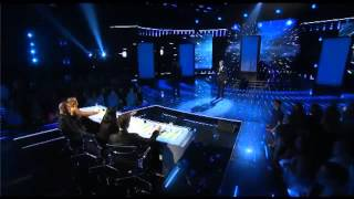 XFactor NZ  - Joe Irvine bullied by Natalia Kills