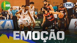 VIRADA EMOCIONANTE DO FLA NO ÚLTIMO QUARTO! Veja o final de cada quarto da vitória do Flamengo