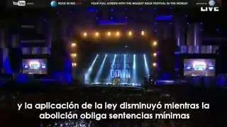 System of a Down Live - Prison Song Rock in Rio 2011 (Subtitulado al español)