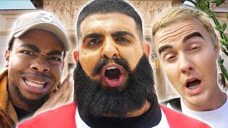 "DJ Khaled ft. Justin Bieber - ""I'm the One"" PARODY"