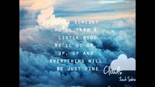 Zach Sobiech - Clouds (lyrics)