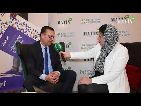 Video : HR Summit 2019-AGEF: Entretien avec Abdelmounaïm Madani, DG de l'ANAPEC