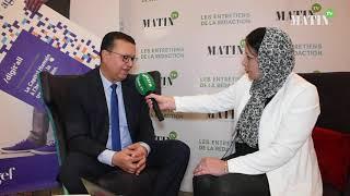 HR Summit 2019-AGEF: Entretien avec Abdelmounaïm Madani, DG de l'ANAPEC