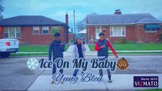 """Yung Bleu - """"Ice On My Baby"""" (Official Dance Video)"""