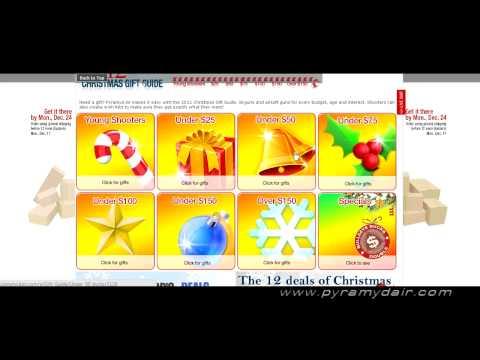 Video: 2012 Gift Guide - Airgun Reporter Episode #87   Pyramyd Air