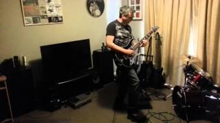 Steve Vai - Mullach a' tSi - guitar cover