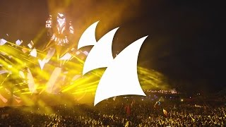 Willem de Roo vs. Exis - Hyperdrive vs. The Count (Armin van Buuren Mashup) [Live At UMF 2017]