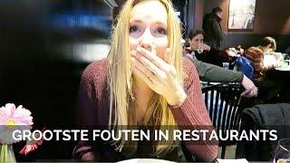 Dit gebeurt er als je in de slechtste restaurants van Amsterdam eet