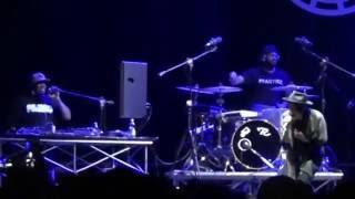 DJ PREMIER & THE BADDER feat. TORII WOLF live @ Locus Festival 2016-07-23 Locorotondo (Bari) 2/2