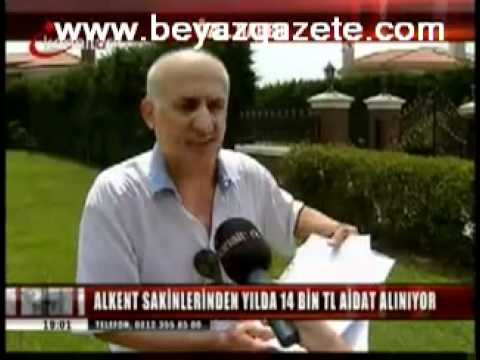 Kanaltürk Alkent'te Yolsuzluk İddiası Haber Yaptı