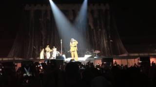 Rihanna - FourFiveSeconds LIVE | ANTI Tour | Stockholm, Sweden 4/7-16