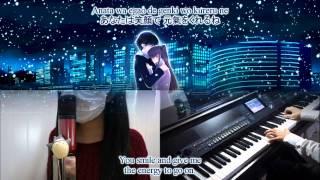 White Album 2 - White album (Piano + Vocals) 【ZackyAnimePiano & Kurichan35】