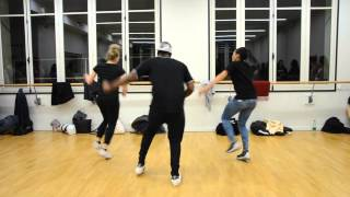 """ANOTHER BAD CREATION - """"COOLIN AT THE PLAYGROUND YA KNOW - LESHA"""" @Mickael Bilionniere cours Hip hop"""