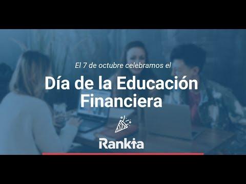 Día de la Educación Financiera by Rankia