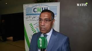 9e Journée santé au travail : Déclaration de Miloudi Moukharik, SG de l'Union marocaine du travail UMT