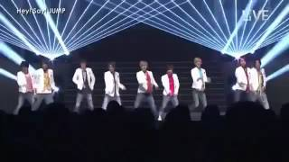 Hey! Say! JUMP Ride with me