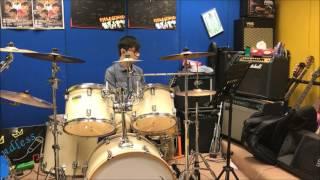 耿耿於懷 drum cover