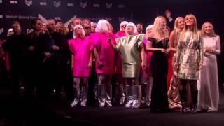 Kate Gulbrandsen «Mitt liv» - MGP 2016