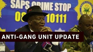 Anti-gang unit have made 119 arrests since launch