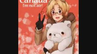 【APH】 Canadian, please!