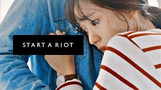 gang doo and moon soo | start a riot
