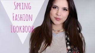 Spring Outfit Lookbook feat. StyleWe ⎮Ad