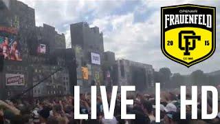 SAUDI ARABI MONEY RICH - LIVE @ FRAUENFELD 2016 - HAFTBEFEHL -  HD