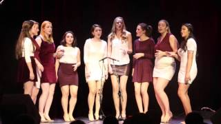 A Woman's Worth - Effusion A Cappella (Cover of Alicia Keys)