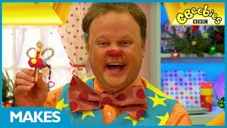 CBeebies Makes | Mr Tumble's Christmas Fairy