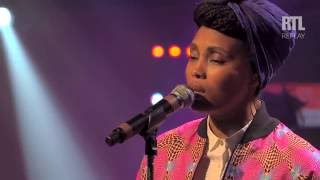 Imany - Don't be so shy - live dans le Grand Studio RTL