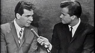 American Bandstand 1964- Interview Freddy Cannon