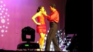 Elvis Crespo & Pitbull - Suavemente (merengue dance)