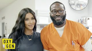 Inmate Championed by Kim Kardashian West Takes His First Steps of Freedom | Oxygen