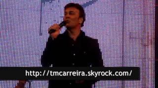 Tony Carreira no Festival Nacional da Alheira @ 'Se Me Vais Deixar'