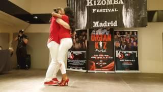 Isabelle & Félicien (3) @ Feeling Kizomba Festival 2017