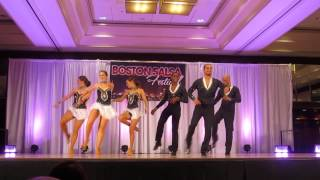 2015 Boston Salsa Festival - Salsa Y Control Pro Team Performance