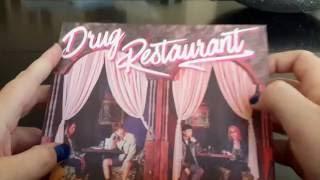 [Unboxing] Drug restaurant