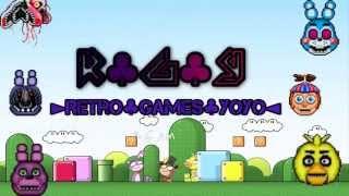 Intro Retro Games Yoyo