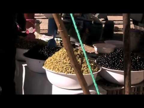 The Tinghir/Tinehir, Morocco Weekly Market