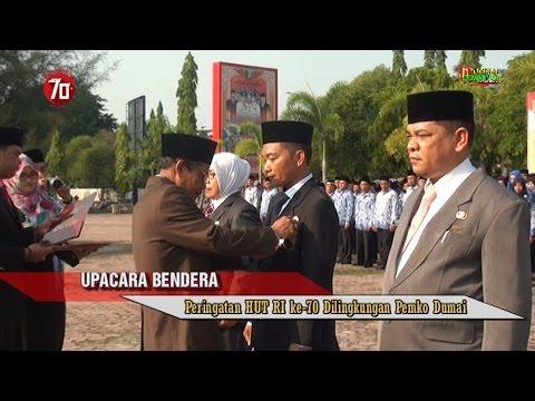 Download Video Perwakilan PNS Dumai Menerima Anugrah Santya Lancana Karya Satya Dari Presiden RI