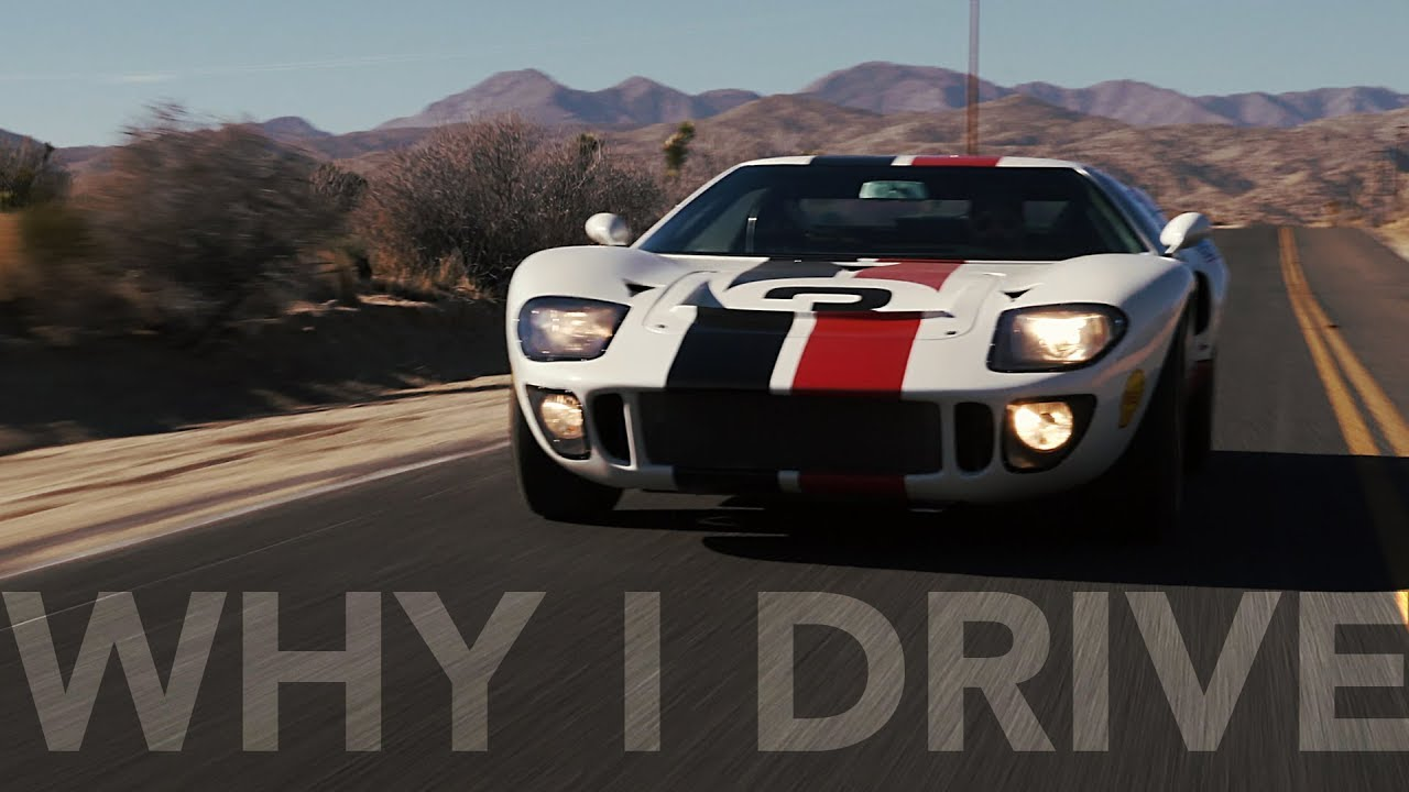 Why I Drive: Hagerty's new video series debuts with a rowdy, home-built Ford GT40