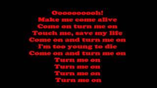 David Guetta feat. Nicki Minaj - Turn Me On [Official Lyrics Video | HD/HQ]