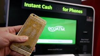 How Much Will Eco Atm Machine Give Me for 24K Gold iPhone?