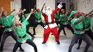 Hip-Hop Santa! 😂🎅🏾🔥🎄   Random Structure TV