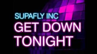Supafly Inc  - Get Down Tonight (Bodybangers Remix)