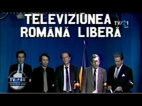 Cum s-a născut Televiziunea Română Liberă
