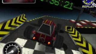 Tricky Tracks 2010 clip 4