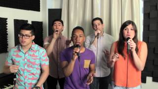 Shut Up and Dance - Walk the Moon Cover (A Cappella) - Backtrack - Live Sessions #1