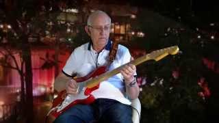 Wonderland by night - Bert Kaempfert - Instrumental cover by Dave Monk